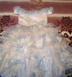 Платье дела девочек