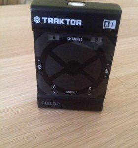 Traktor Audio 2 NI звуковая карта