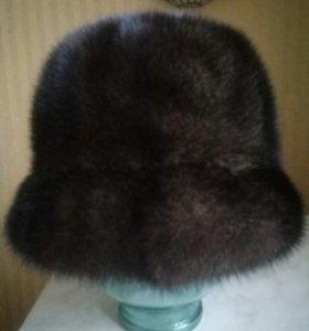 👒🌨Шапка-шляпа (норка)🌨👒