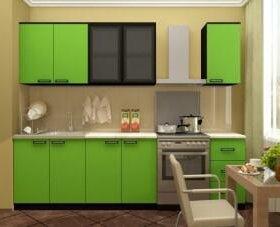 Кухня 2 м. лдсп