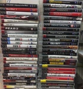 PS3 игры.