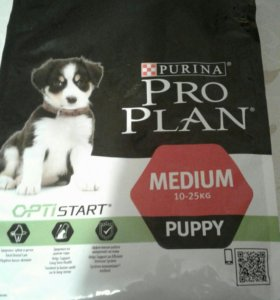 Сухой корм Purina Pro Plan Medium
