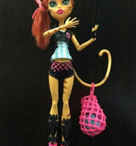 Кукла Monster High Торалей Страйп и Клодин Вульф