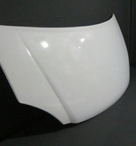 капот на Газель (пластик)
