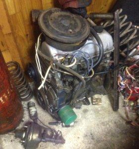 Двигатель ВАЗ 2105-07 карбюратор