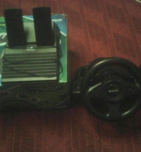 Игровой руль defender Forsage Drift GT