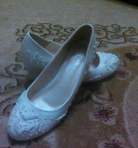 Свадебные туфли.Телефон 8-963-520-49-72