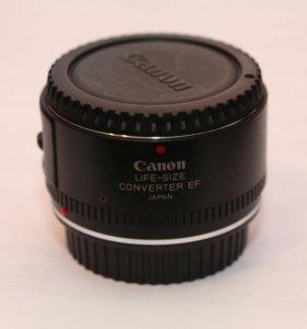 Продам, обменяю конвертер на Canon