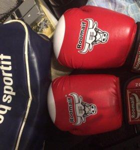 Перчатки боксёрские 10 oz
