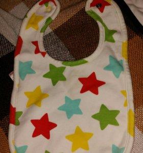 Слюнявчики для малыша