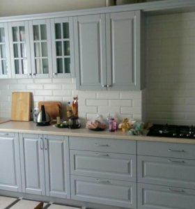 Мебель, столы, шкафы купе, комоды, кухни.