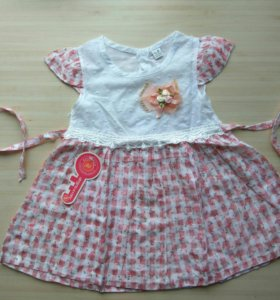 Новое платье на 1-1.5 года