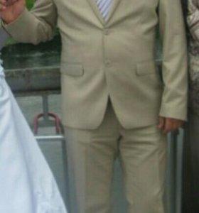 Костюм двойка+рубашка+галстук