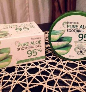 Мультифункциональный гель Pure Aloe Soothing Gel 9