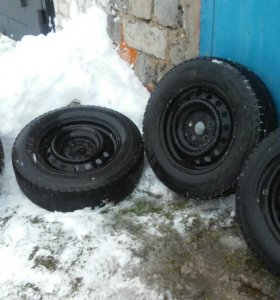Колеса зимние нешипованные R15