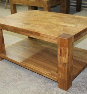 Новые столы из дуба