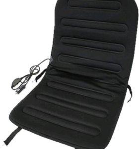 Автомобильная накидка с обогревом autostandart 12V
