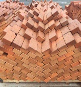 Кирпич строительный одинарный полнотелый М150 СПП