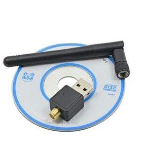 USB Wi-Fi передачик