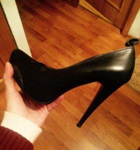 Туфли на каблуках 32-34