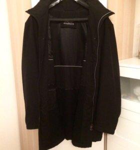 Мужская зимняя куртка area Italy большой размер
