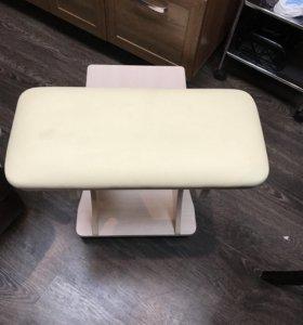 Подставка для ног под педикюрное кресло