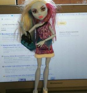 Кукла монстер хай эбби боминейбл