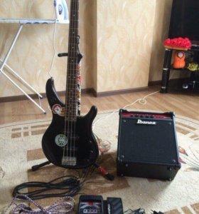 Бас гитара