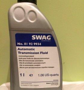 Масло трансмиссионное swag