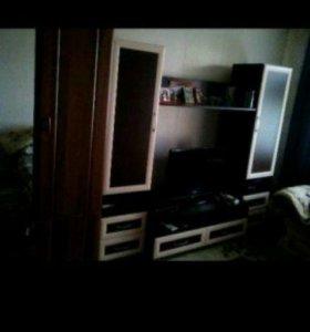 Изолированную комнату в 2 квартире