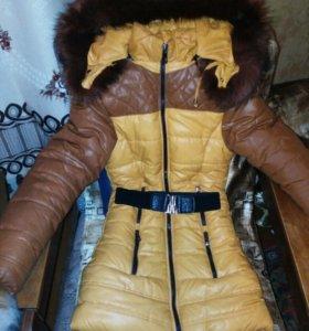 (Зимняя куртка)