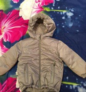 Новая Куртка зимняя 86 р-р