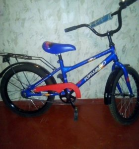 Детский велосипед форвард