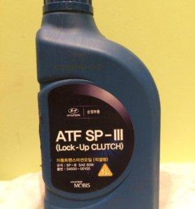 Трансмиссионное масло Hyundai atf-sp3