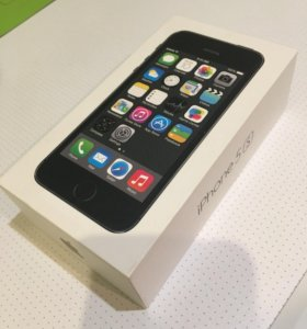 iPhone 5S Space Gray, 32 Gb