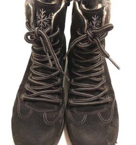 Ботинки зимние Rieker