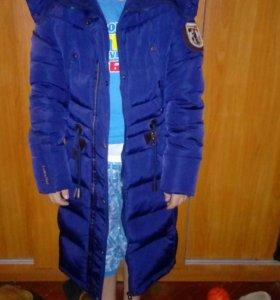 Зимняя куртка.женская