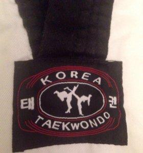 Форма taekwondo