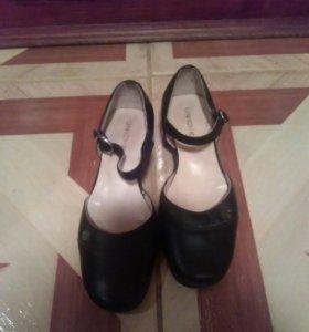 Туфли детские Юничел