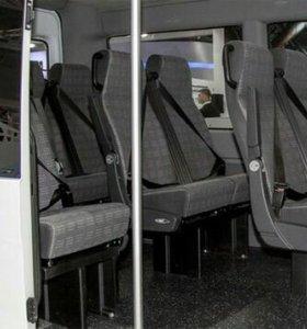 Заказ автобусов и микроавтобусов