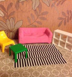 Мебель для куклы(IKEA)