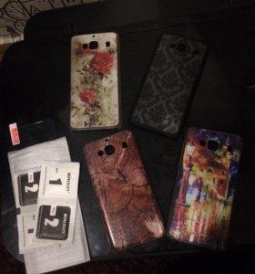 Чехлы и стекло для Xiaomi Redmi 2