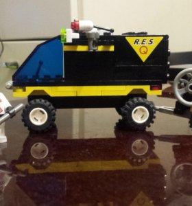 Lego town res-q emergency evac 6445