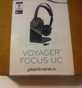 Гарнитура Plantronics voyager focus ucms pl-b825m