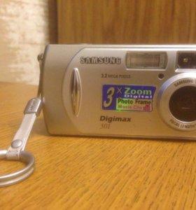 Samsung Digimax 301