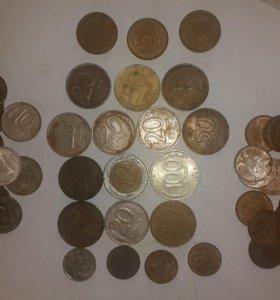 Монеты гкчп 1991-1993г