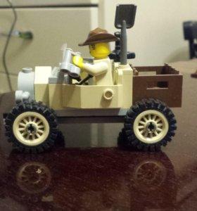 Lego 5918 scorpion tracker