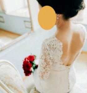 Свадебно платье Amotelli