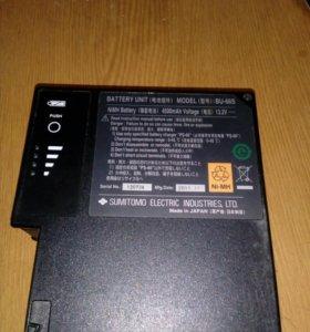 батарея  sumitomo BU-66s