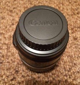 Объектив canon ultrasonic image stabilizer 17-85mm